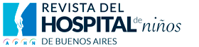 Revista del Hospital de Niños de Buenos Aires